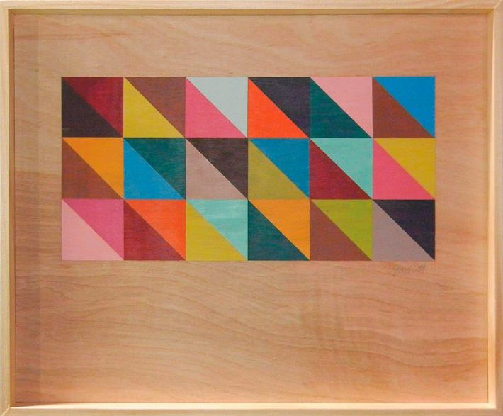 """Jeanne Rittmueller """"Ocean Waves"""" 2014"""